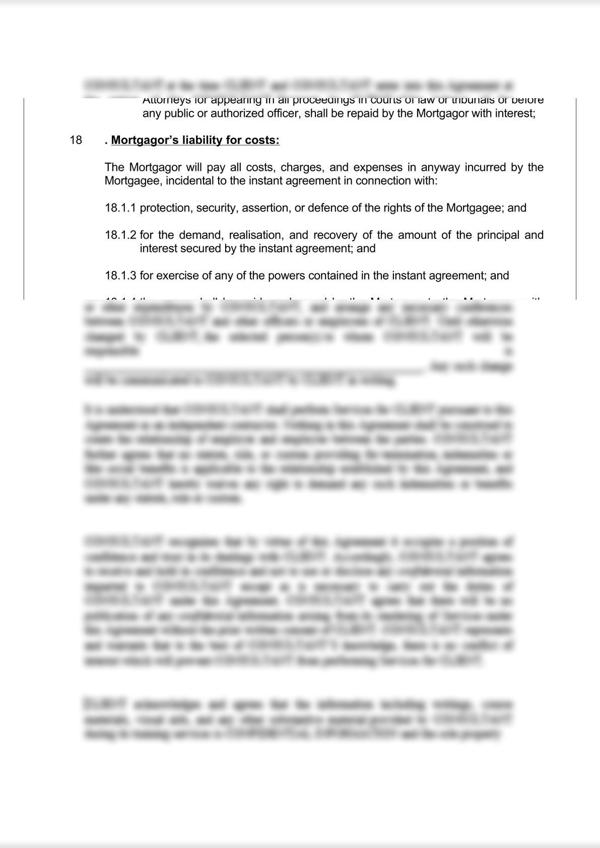 Deed of Mortgage -6