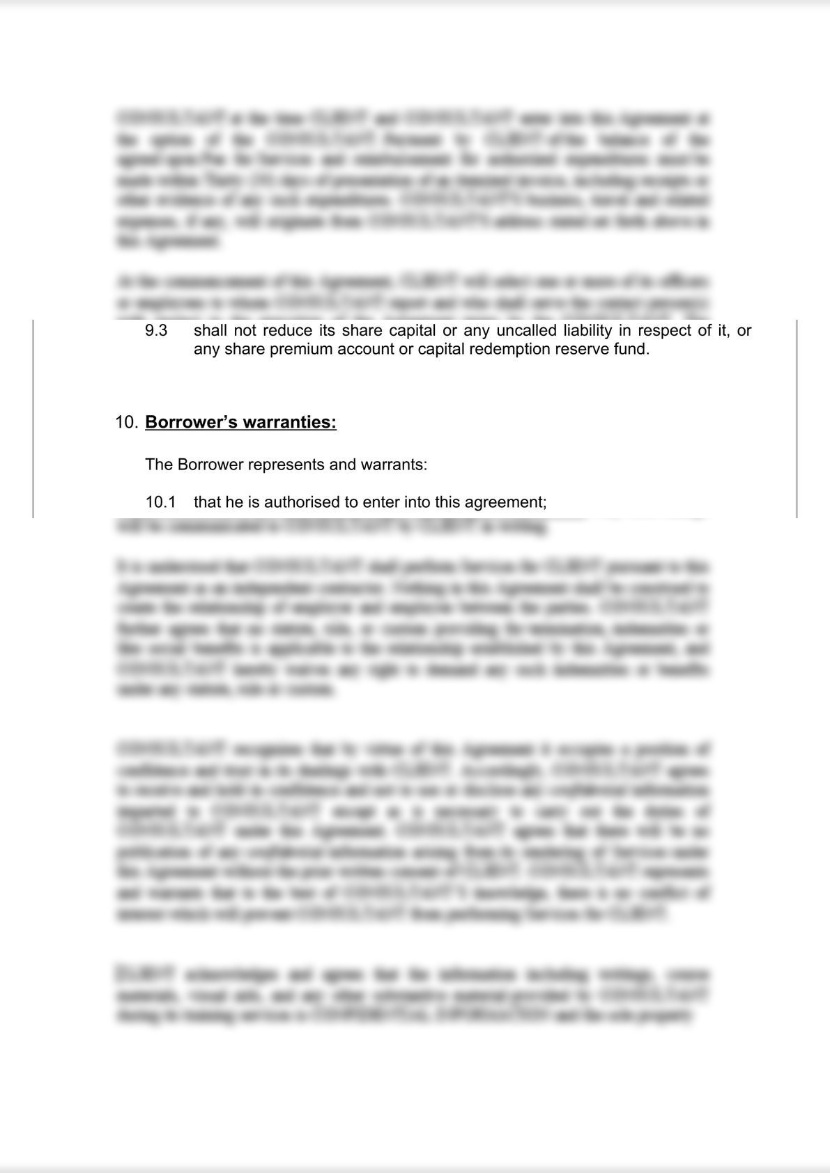 Unsecured Loan Agreement-4