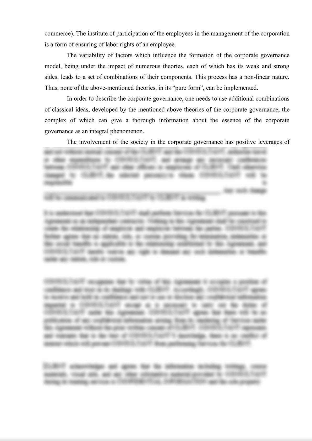 LEGAL ASPECTS OF THE CORPORATE GOVERNANCE-5