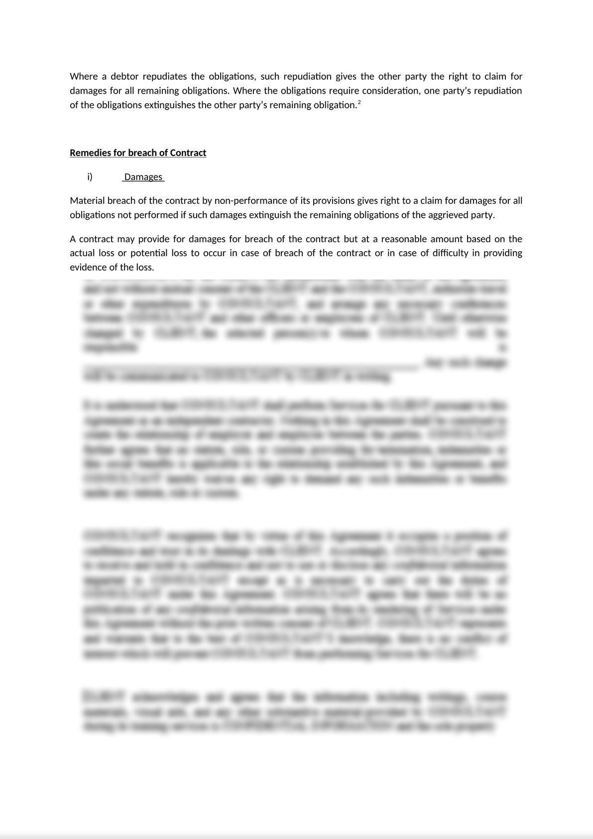 Breach of Contract in Rwanda-2