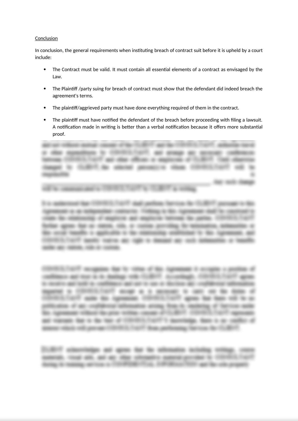 Breach of Contract in Rwanda-4