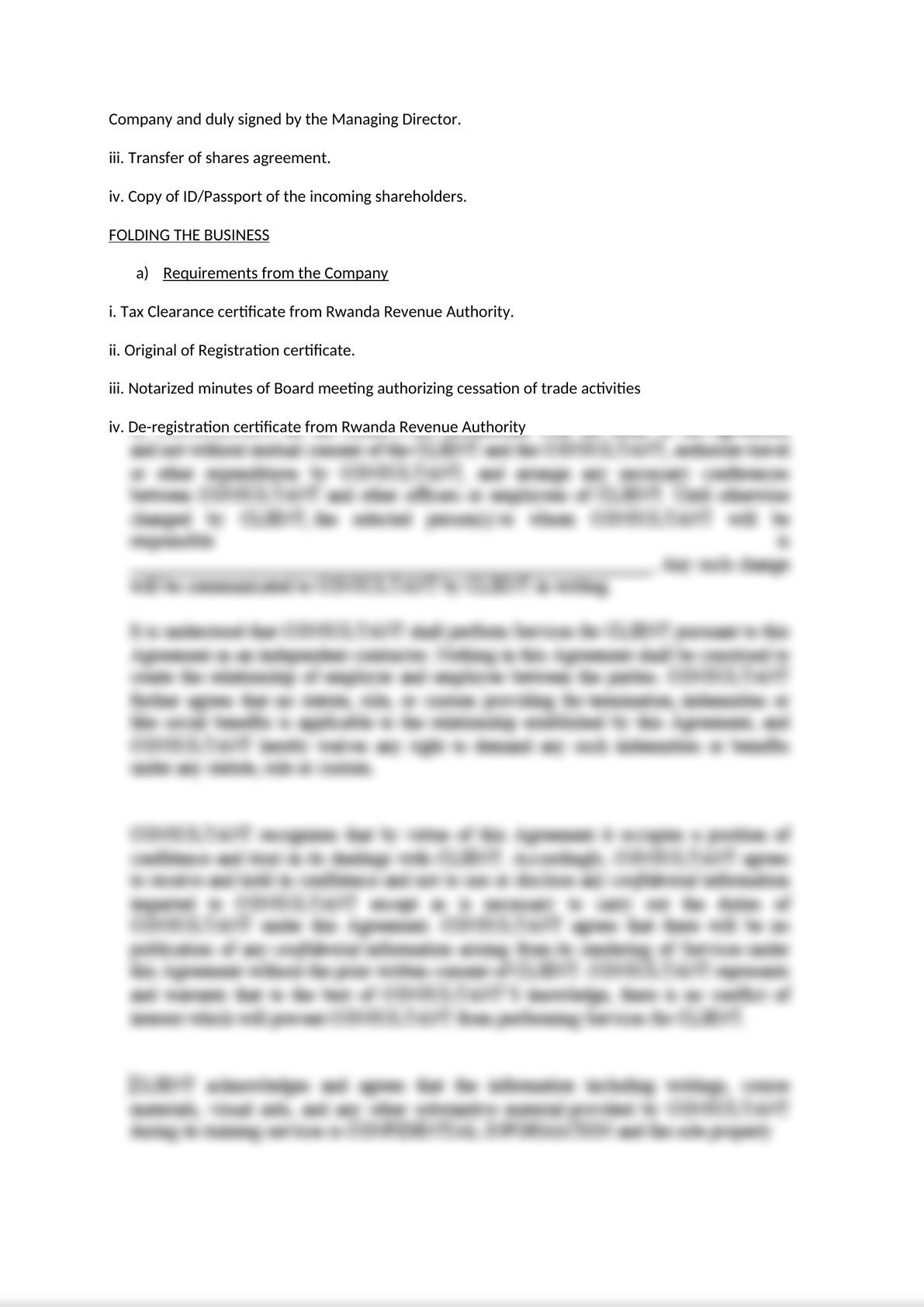 IMPORTANT ASPECTS OF THE LAW FOR A SMALL MEDIUM ENTERPRISE IN RWANDA-2