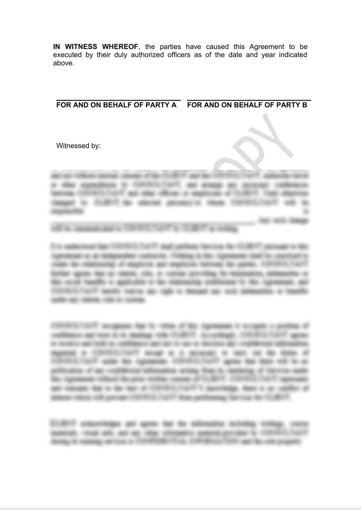 Distributor Agreement Draft-7