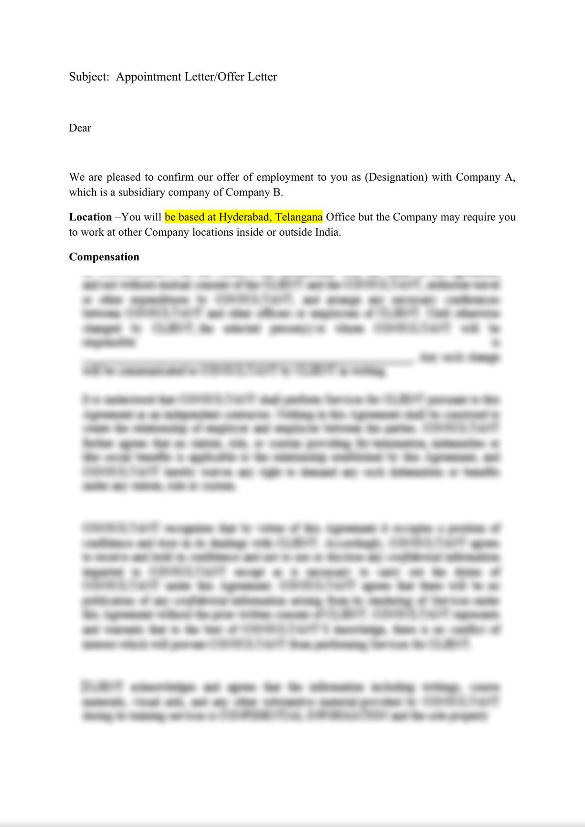 Employment Agreement-0
