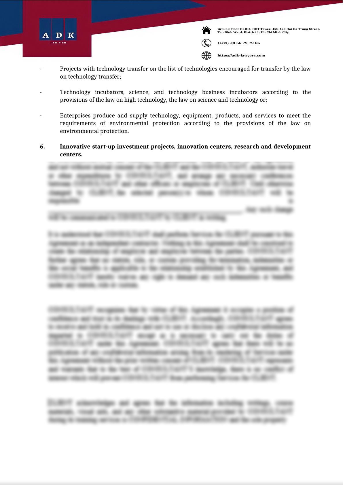 CONDITIONS FOR ENJOYING TAX INCENTIVES OF FDI ENTERPRISES-2