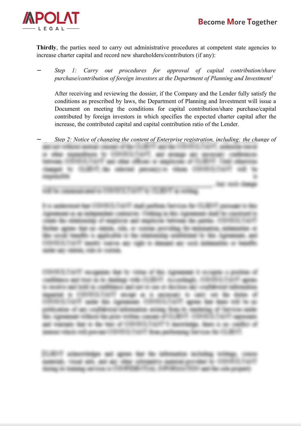Legal Issues To Be Noted When Converting Loans Into Contributed Capital-2