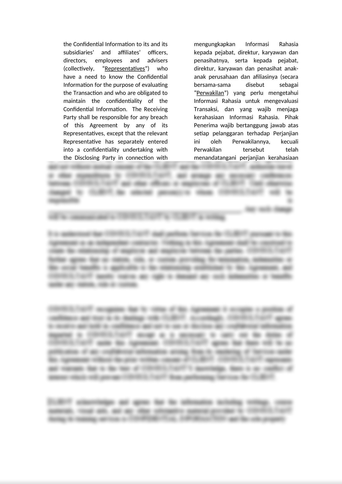MUTUAL CONFIDENTIALITY AGREEMENT-2