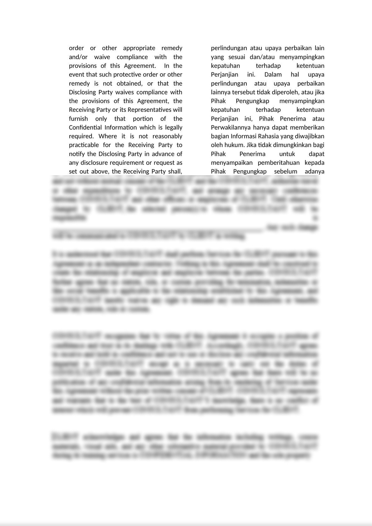 MUTUAL CONFIDENTIALITY AGREEMENT-4