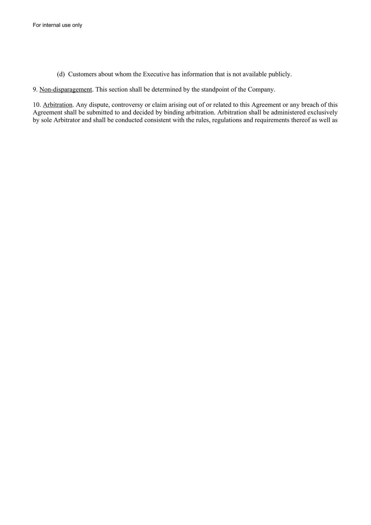 CEO Employment Agreement-3