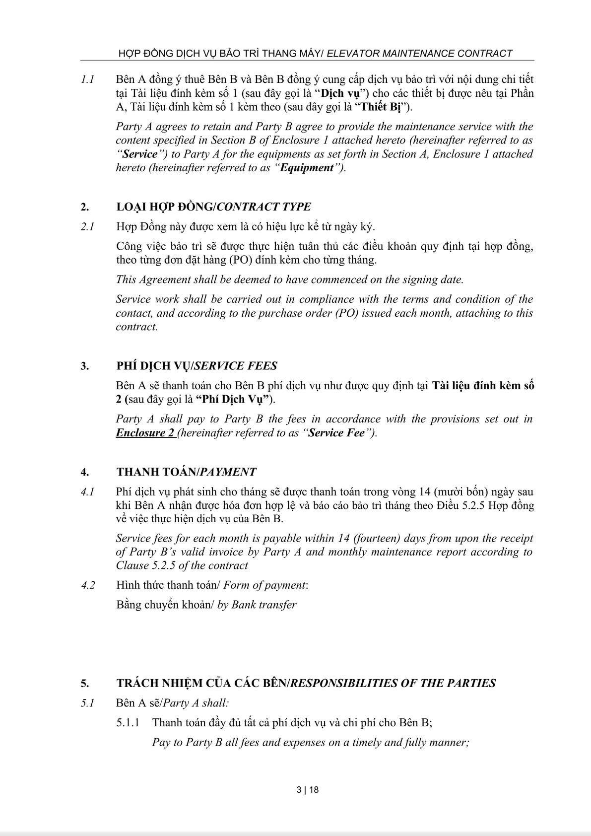 Maintenance Service Agreement-2