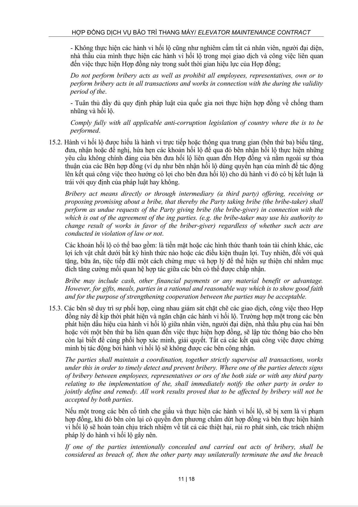 Maintenance Service Agreement-10