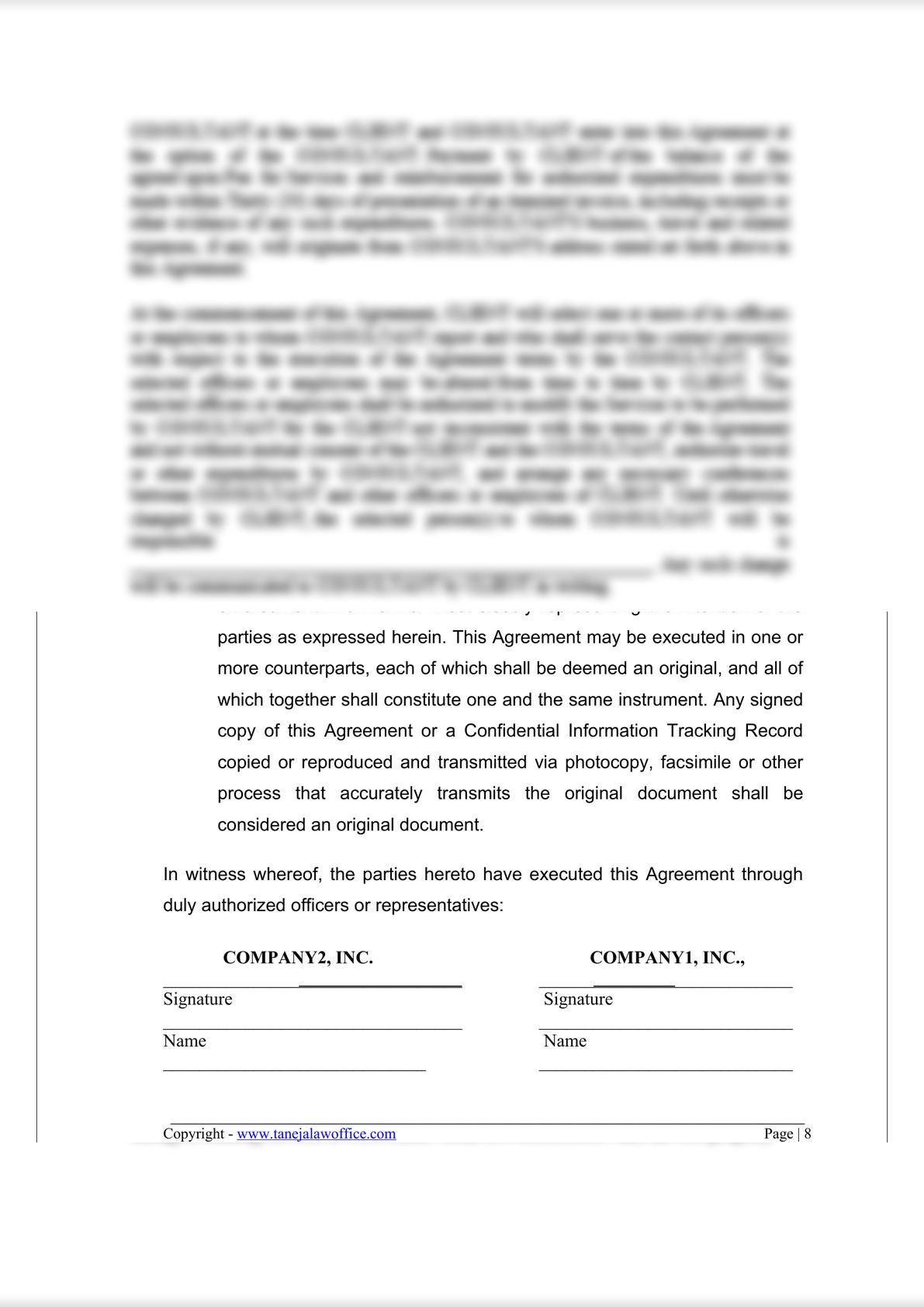 Mutual Non-Disclosure Agreement-5