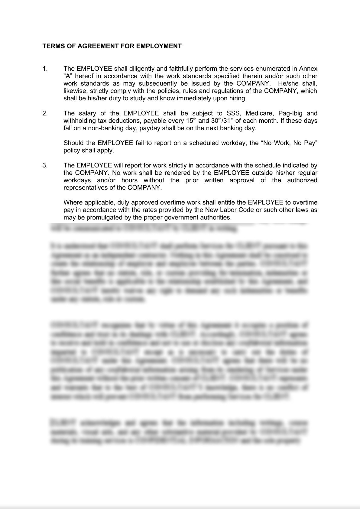 Employment Agreement-1