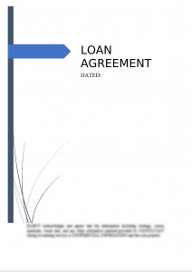 Loan Agreement (Secured)